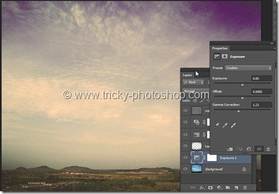 "17_thumb4 - Create Instagram ""RISE"" effect in Photoshop CS6 