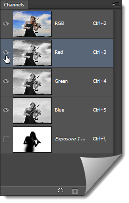 how to add channels in photoshop