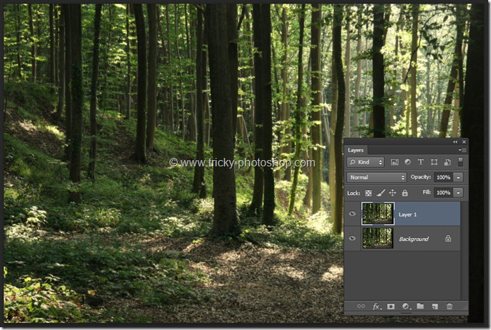 1_thumb - How to Create Sunrays in Photoshop CS6 | TrickyPhotoshop
