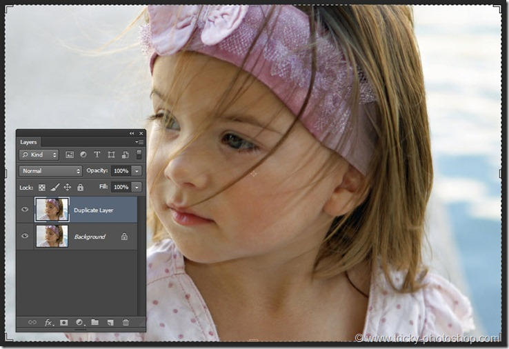 1_thumb1 - Create High Key Portrait Using Photoshop CS6 | TrickyPhotoshop