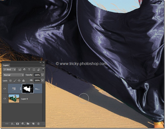 how to change color in photoshop cs6
