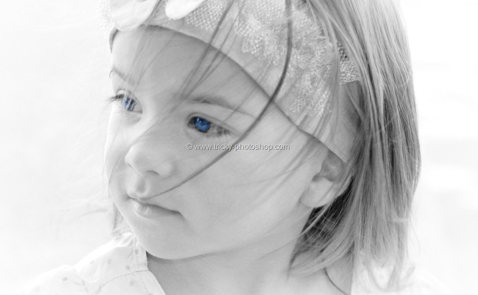 Create High Key Portrait Using Photoshop CS6 | TrickyPhotoshop