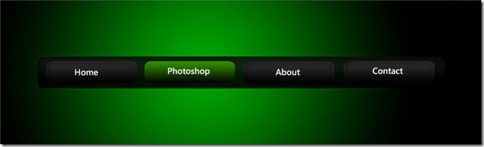 final thumb26 Create a Navigation Bar Using Photoshop CS6 | TrickyPhotoshop web designing graphics