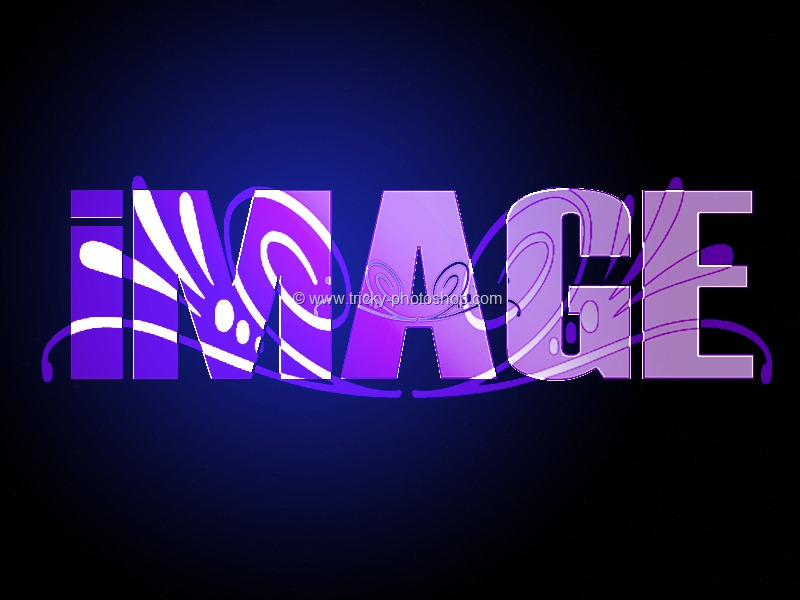 Add Swirl Text using Photoshop | TrickyPhotoshop