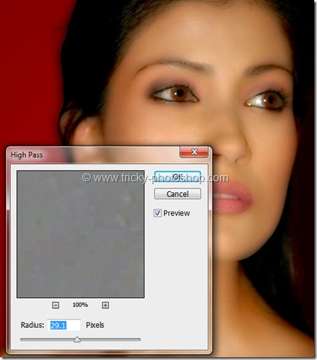 3_thumb4 - Softening of Skin using High Pass Filter in Photoshop | TrickyPhotoshop