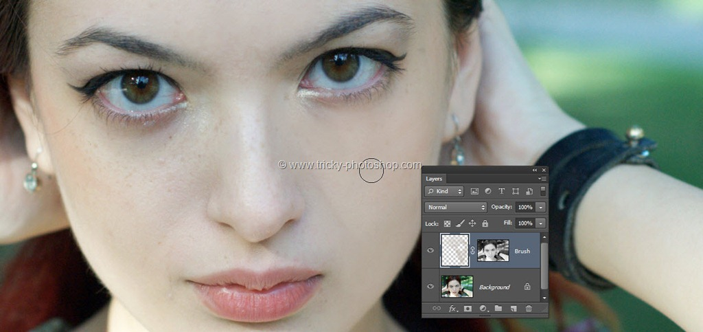 Smooth And Soften Skin In Photoshop