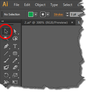 1_thumb3 - Learn Selection Tool in Adobe Illustrator | TrickyPhotoshop