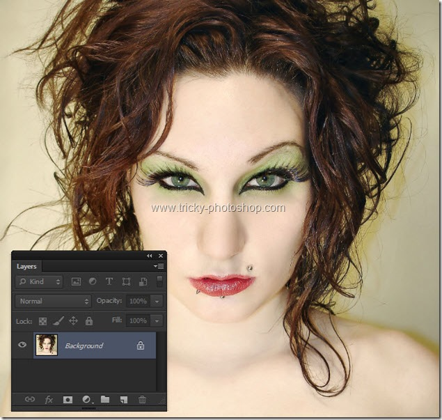 1_thumb3 - Enlarge or Contract Eyes in Photoshop | TrickyPhotoshop
