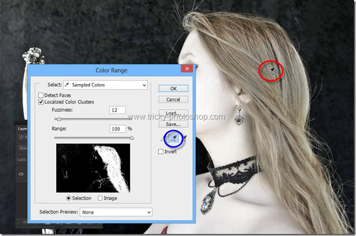 2_thumb4 - Change Hair Color in Photoshop using Blending Modes | TrickyPhotoshop