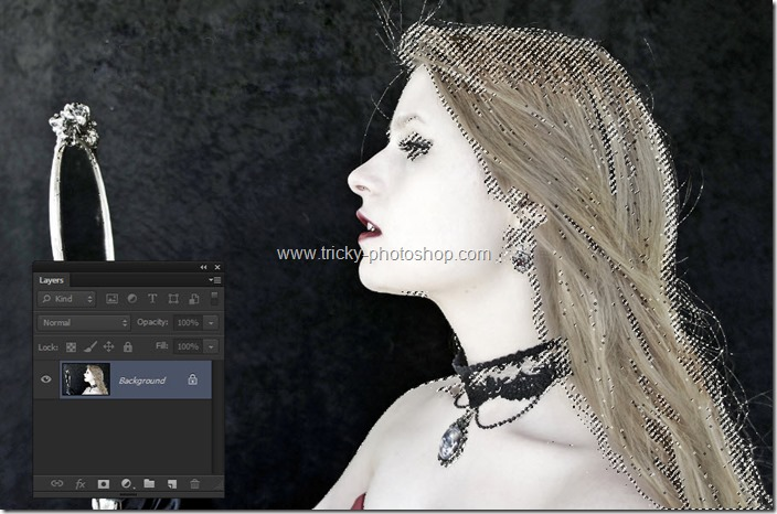 3_thumb5 - Change Hair Color in Photoshop using Blending Modes | TrickyPhotoshop