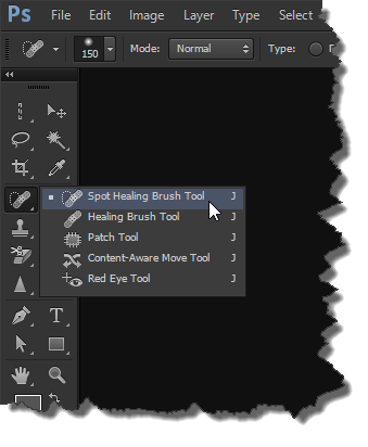 1_thumb1 - Beginner: Spot Healing Brush in Photoshop | TrickyPhotoshop