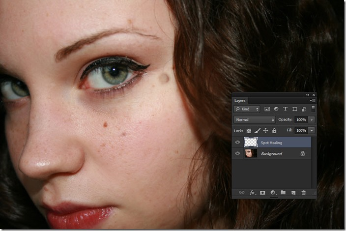 6_thumb5 - Beginner: Spot Healing Brush in Photoshop | TrickyPhotoshop