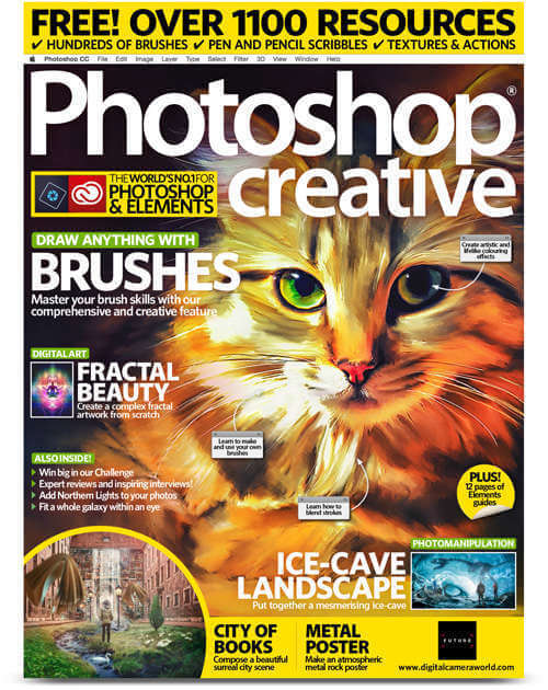 photoshop-creative - 4 Best Photoshop Magazines that are Worth Subscribing