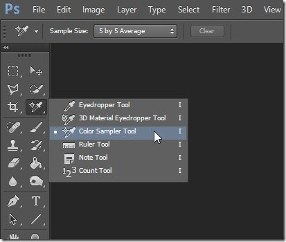 1_thumb3 - What is Color Sampler Tool in Photoshop