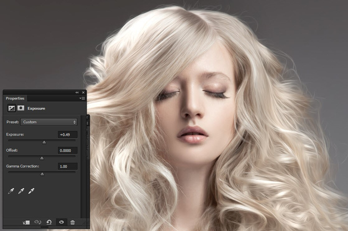 042614_1323_HowtoSmooth4 - How to Smoothen Hair in Photoshop
