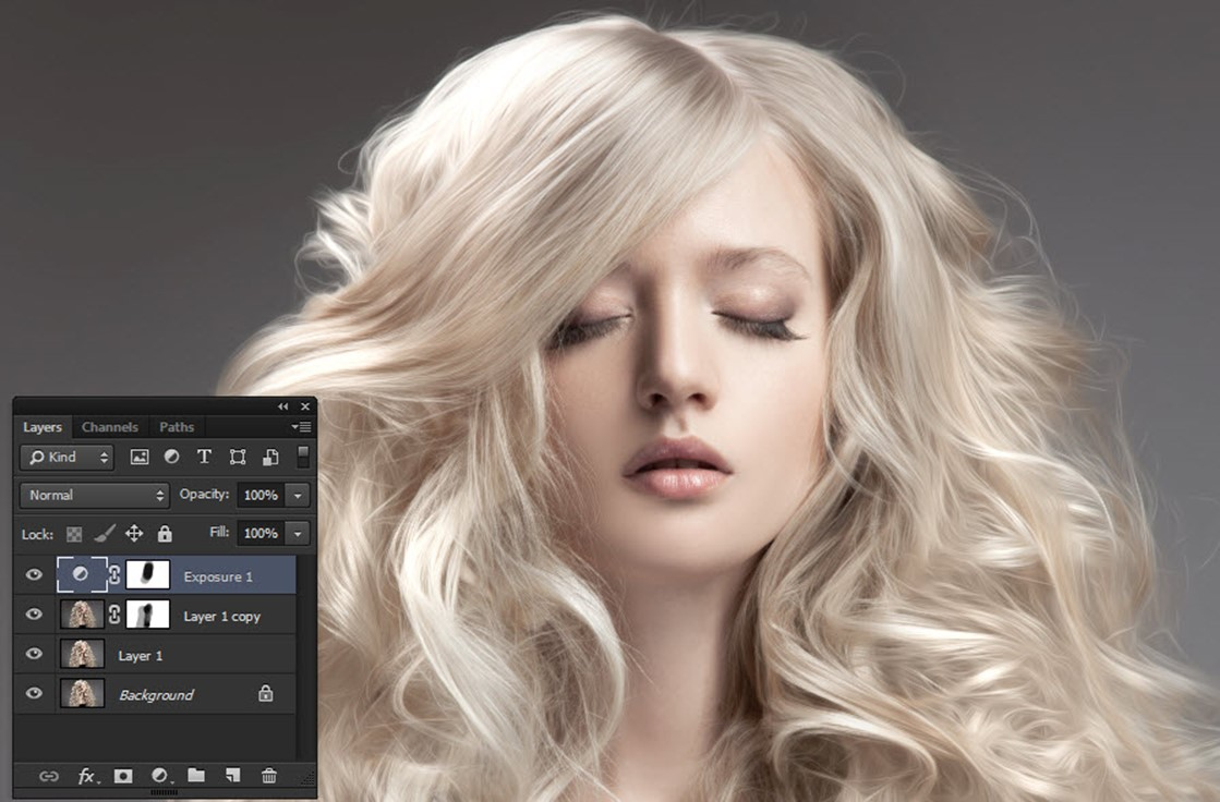 042614_1323_HowtoSmooth5 - How to Smoothen Hair in Photoshop