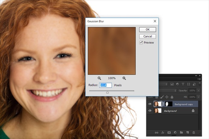 3_thumb - How to Remove Freckles in Photoshop