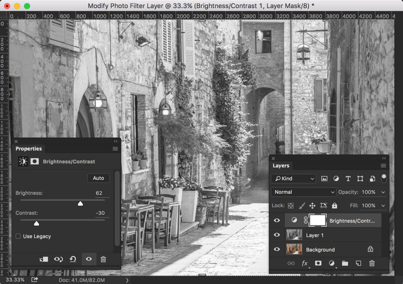 2-2 - Create Instagram Moon Effect in Photoshop