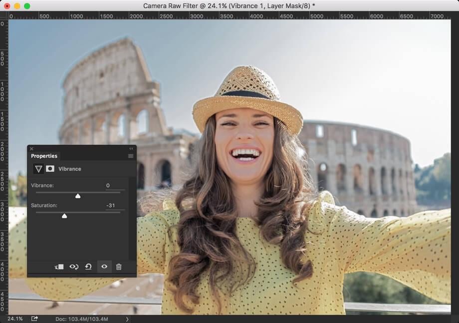 2 - Create Instagram Gingham Effect on Photoshop
