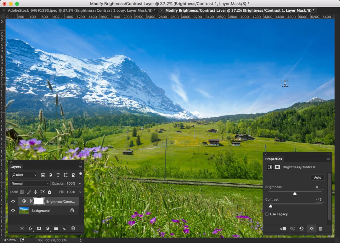 1 - Create Instagram Reyes Effect in Photoshop