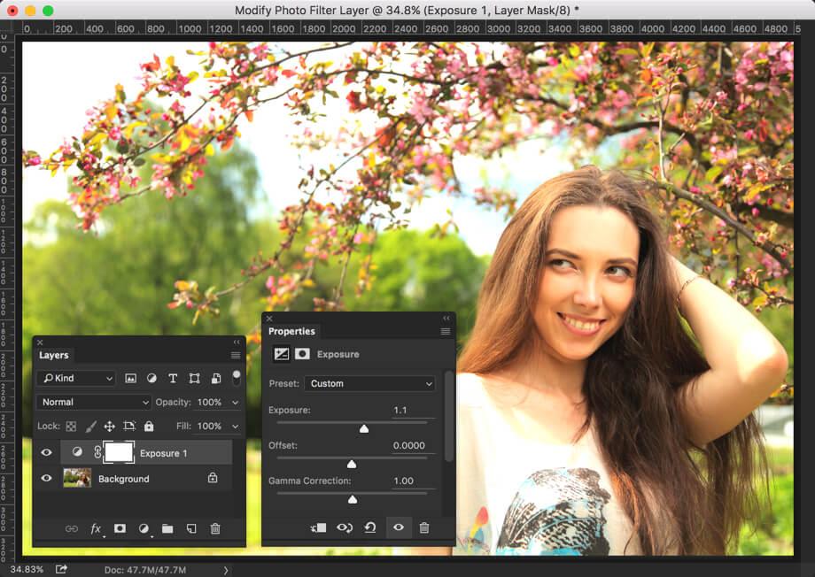 2-1 - Create Instagram Lark Effect in Photoshop