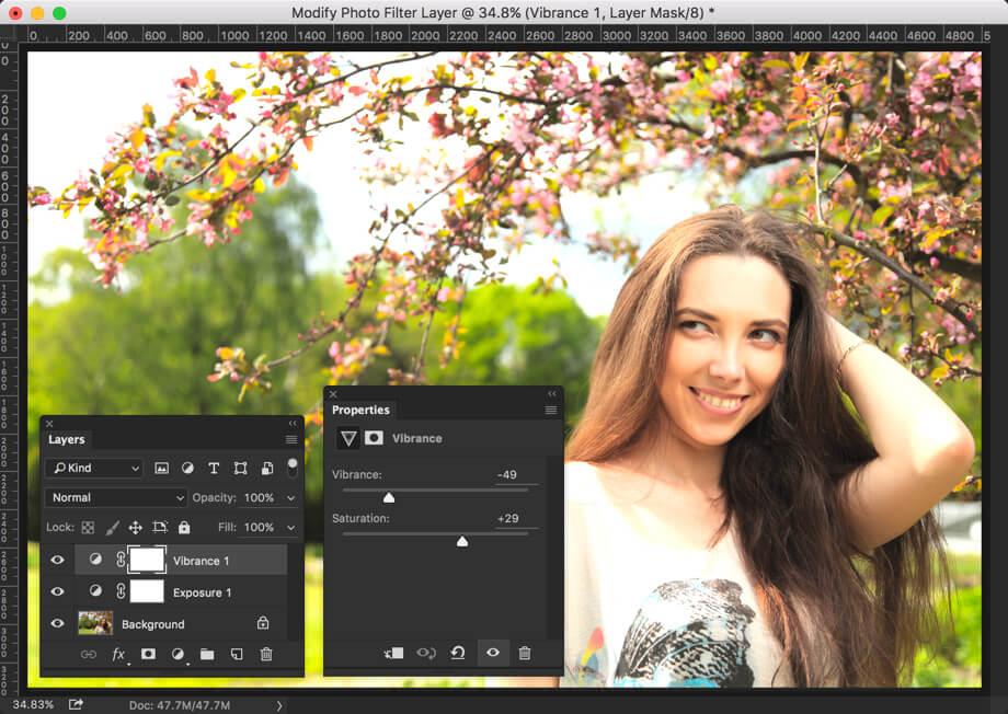 3 - Create Instagram Lark Effect in Photoshop