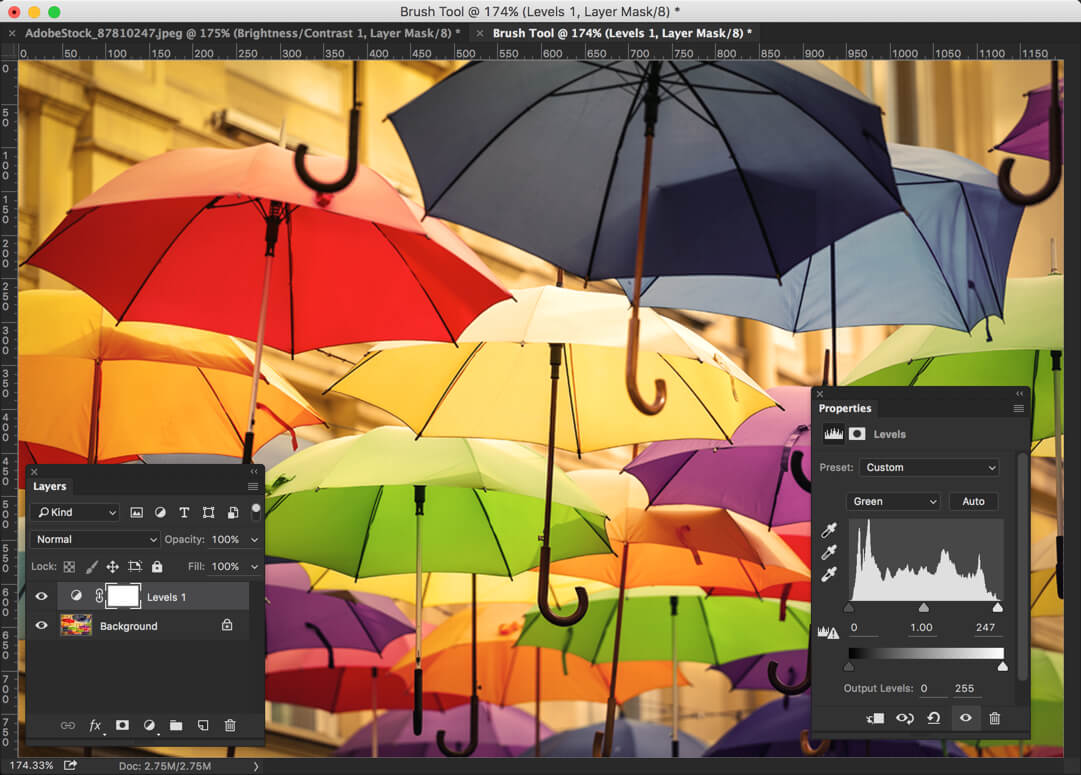 1-1 - Create Instagram Crema Filter in Photoshop