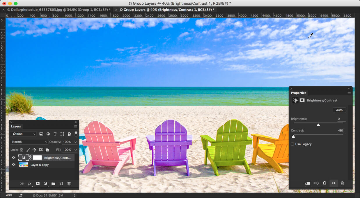 1 - Create Instagram Slumber Effect in Photoshop