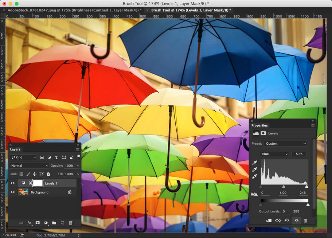 2-1 - Create Instagram Crema Filter in Photoshop