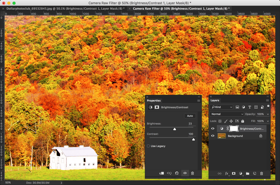 1 - Create Instagram Ludwig Filter in Photoshop