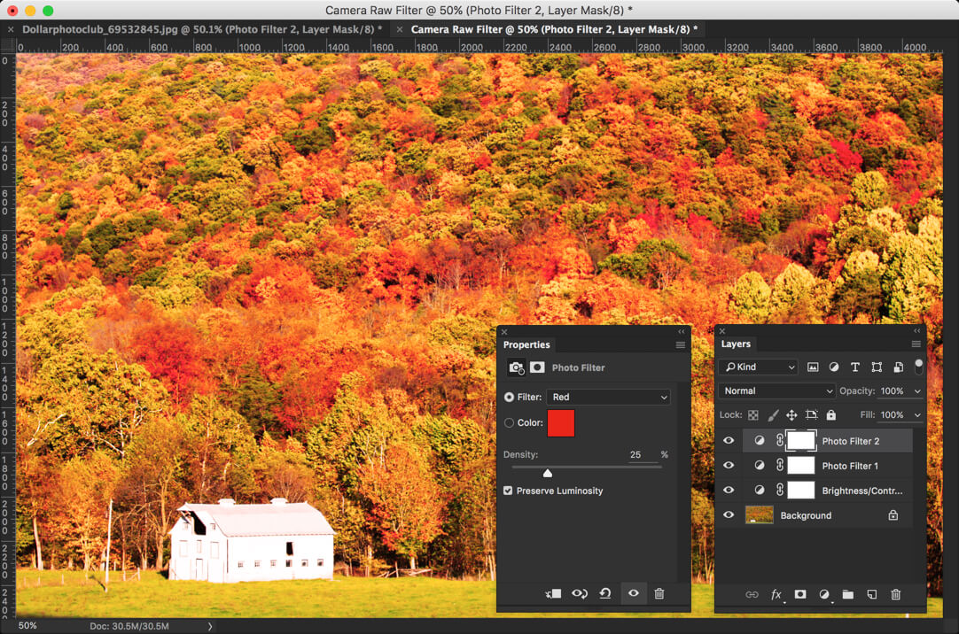3 - Create Instagram Ludwig Filter in Photoshop