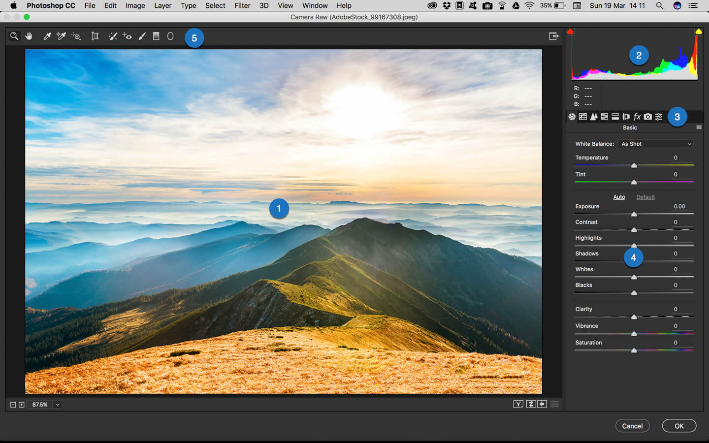 Adobe Photoshop CC Camera Raw download — create with