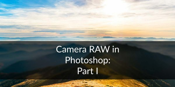 Day 22 - The Camera Raw Filter in Photoshop: Part 1