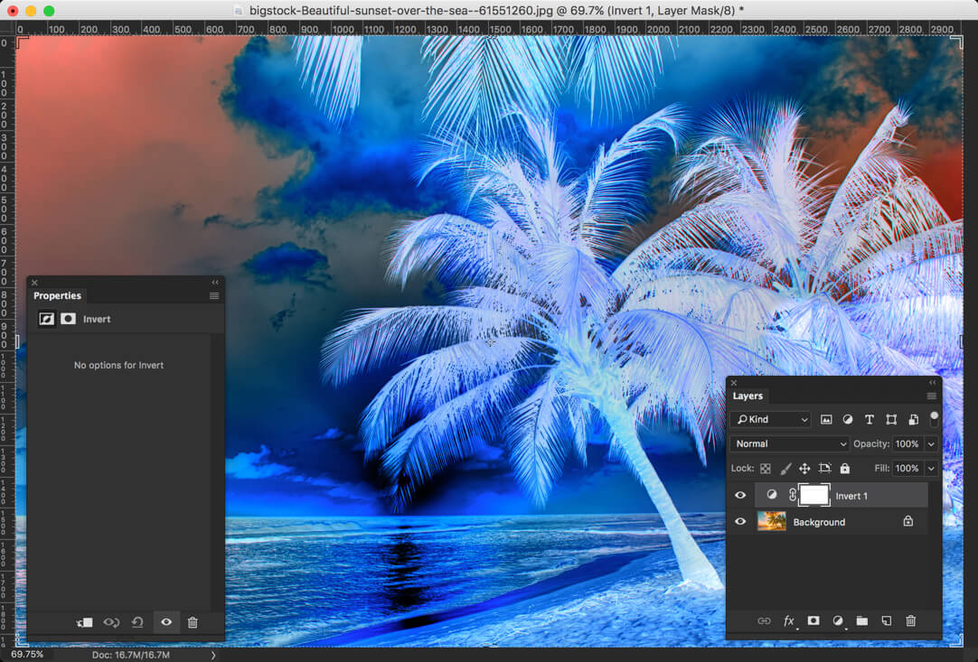 9-1 - Day 25 - Adjustment Layers in Photoshop - Solid Color, Gradient, Pattern, Brightness, Levels, Curves, and Exposure