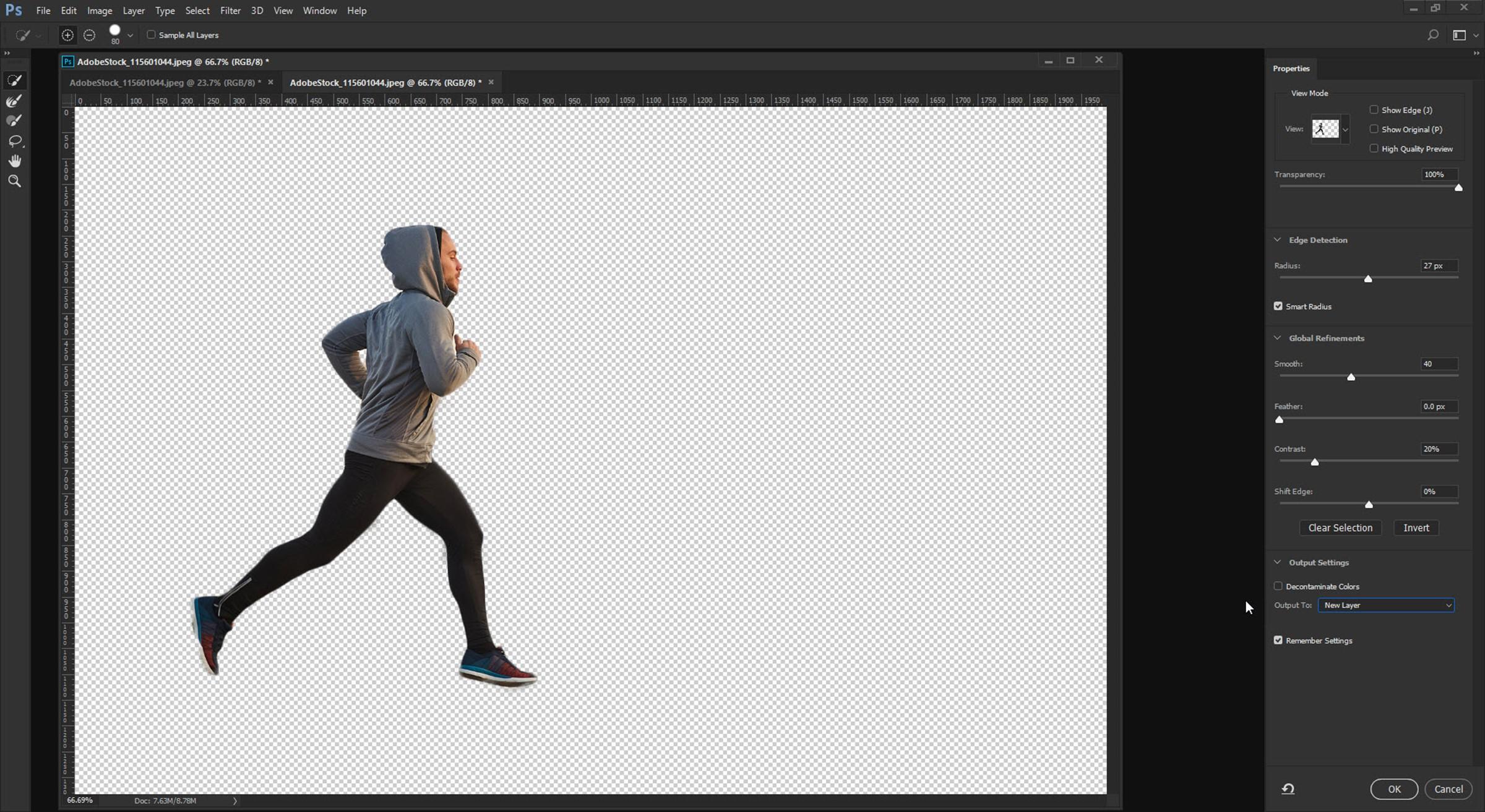 092417_1152_CreateMotio4 - Create Motion Blur in Photoshop