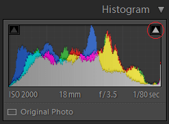 2_clipping_a - What is Histogram in Lightroom - A Simple Guide