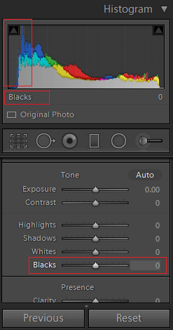 4_blacks_a - What is Histogram in Lightroom - A Simple Guide