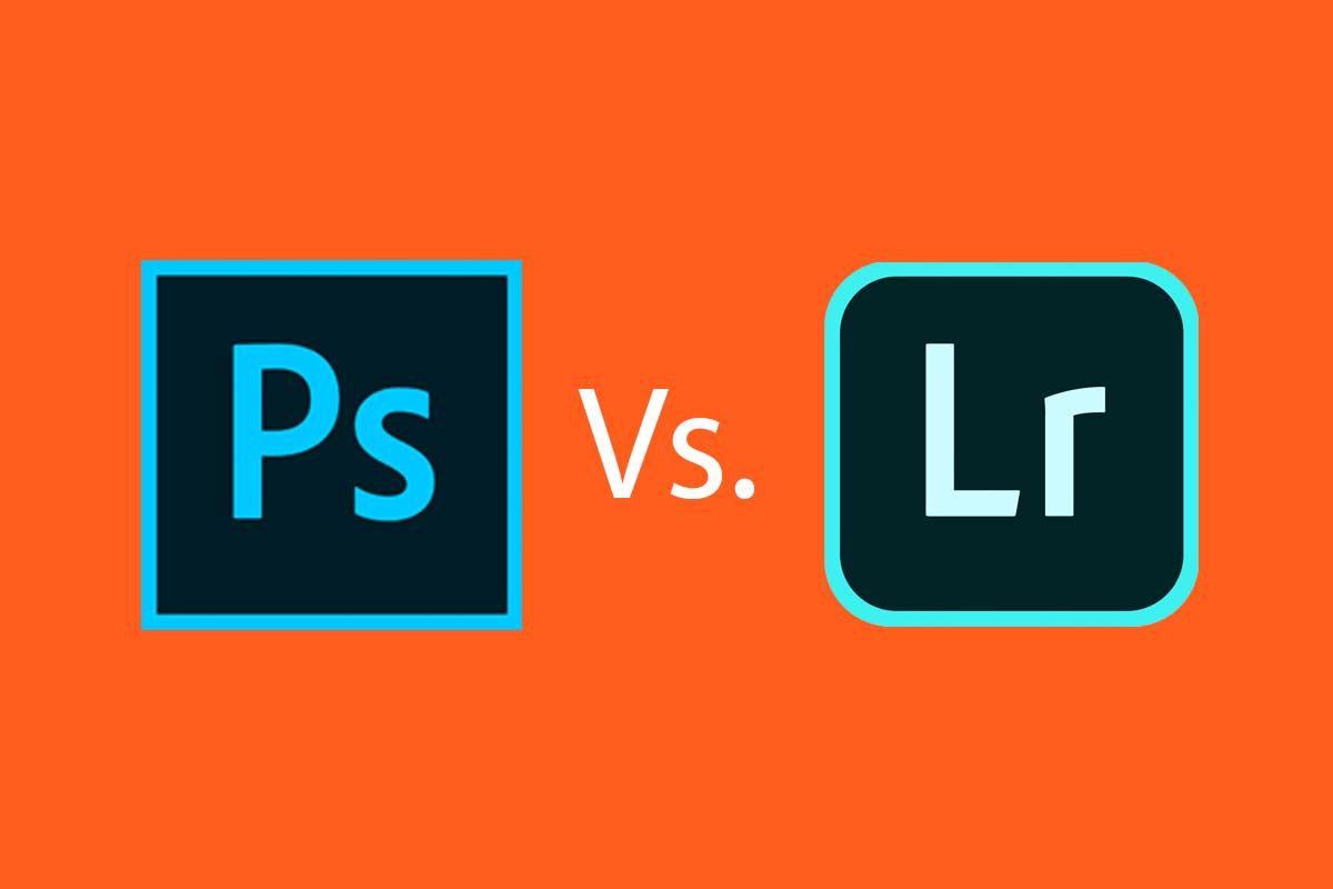 Difference Between Adobe Photoshop and Lightroom