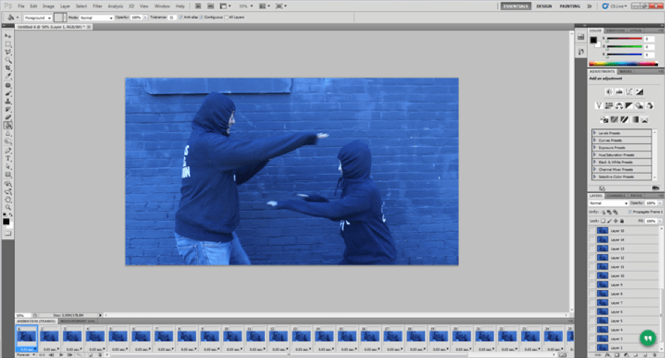 picture3 - How to сreate a GIF in Photoshop