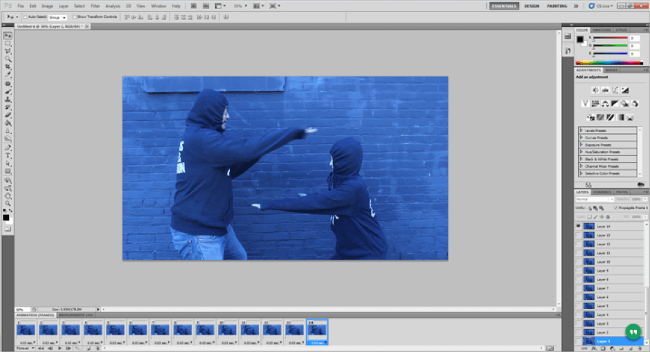 picture4 - How to сreate a GIF in Photoshop