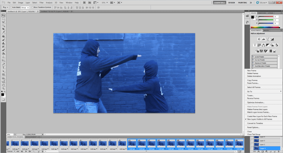 picture5 - How to сreate a GIF in Photoshop