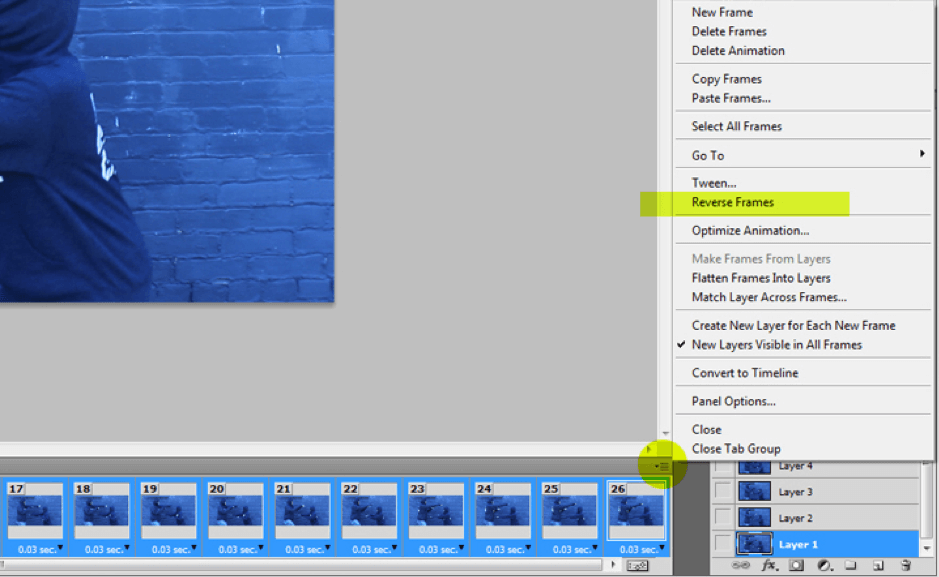 picture6 - How to сreate a GIF in Photoshop