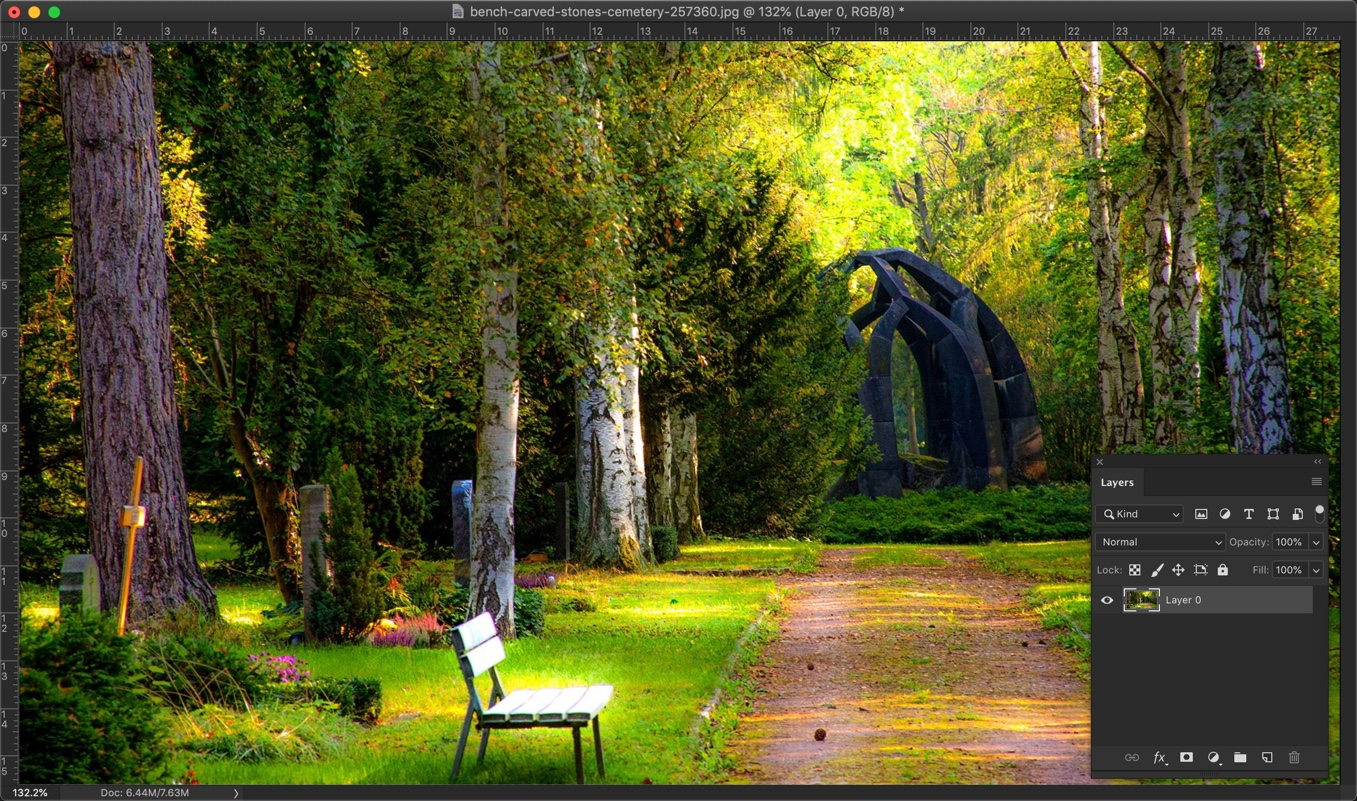 3-1 - The Ultimate Guide to Cinematic Effect in Photoshop