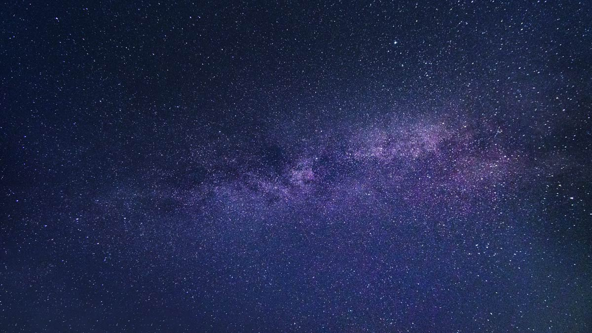 Stars - How to add stars to the sky in Photoshop