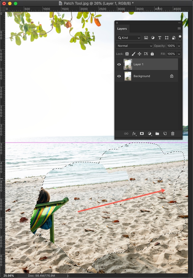 10 - The Ultimate Guide to Remove People in Photoshop