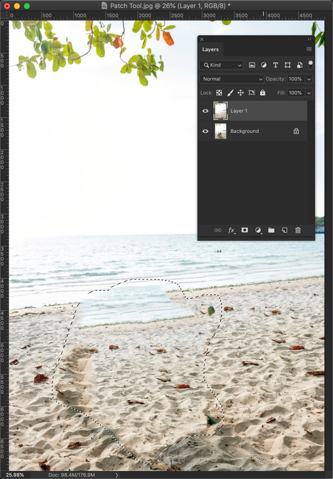 11 - The Ultimate Guide to Remove People in Photoshop