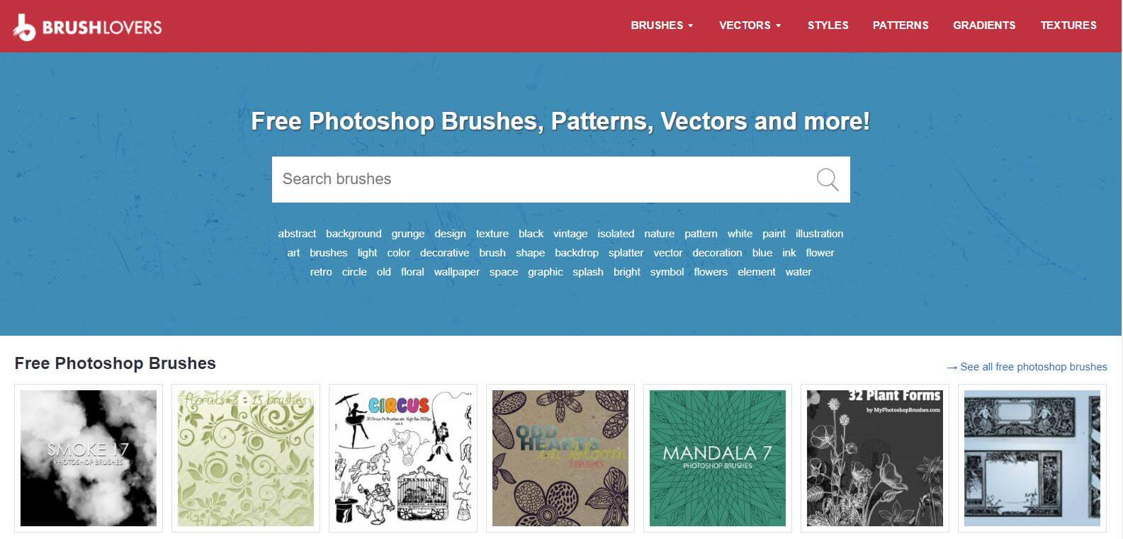 2-3 - Best 14 Websites to Download Free Photoshop Brushes