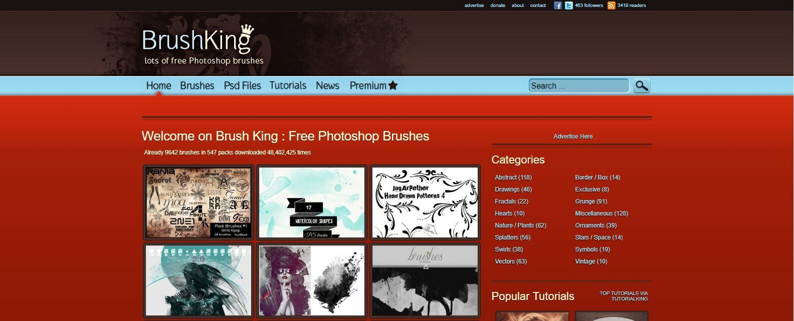 4-4 - Best 14 Websites to Download Free Photoshop Brushes