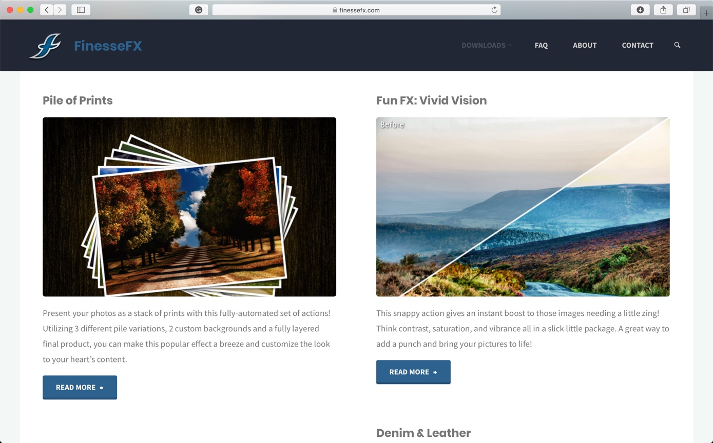 4-5 - Best 10 Sites to Download Free Photoshop Actions