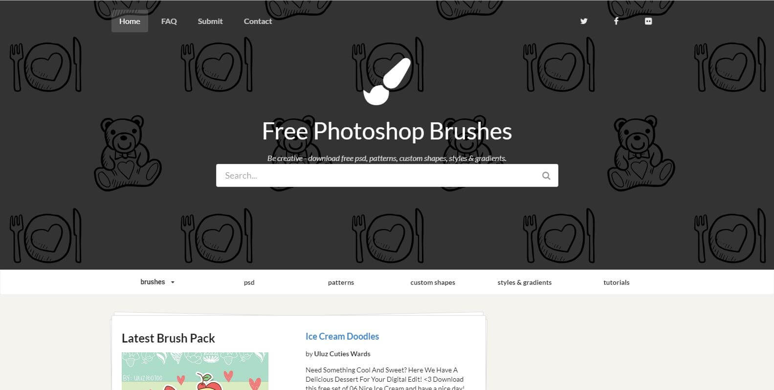 5-3 - Best 14 Websites to Download Free Photoshop Brushes